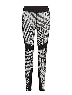 onpCALM AOP TRAINING TIGHTS - WHITE