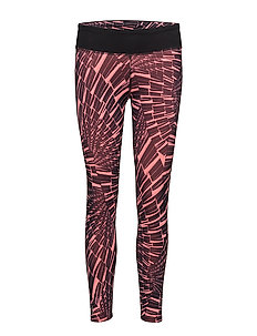 onpPERSIA AOP 7/8 TRAINING TIGHTS - LIPSTICK PINK