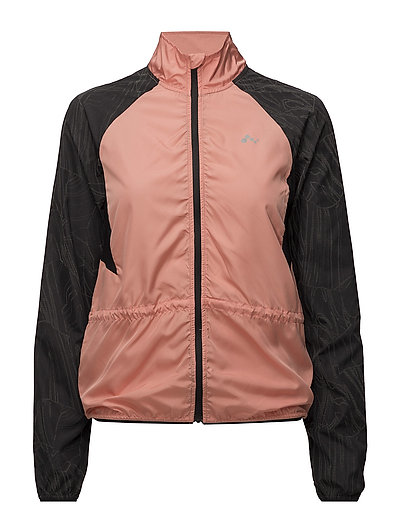 onpAYVA RUN JACKET - LANTANA