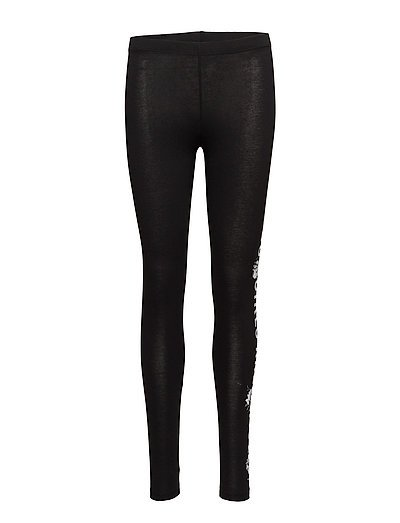 onpSILJA YOGA JERSEY LEGGINGS BOX - BLACK