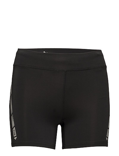 onpSTEF RUN TIGHT SHORTS - BLACK