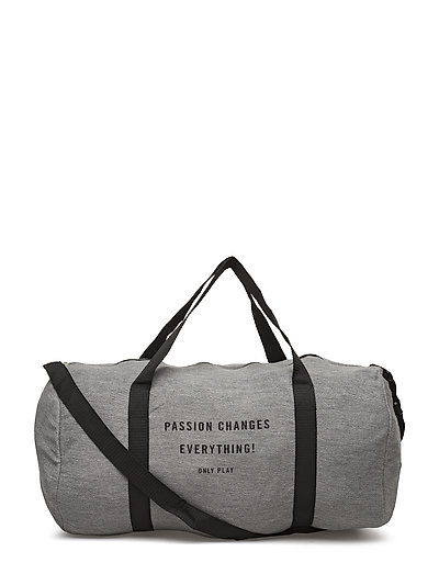 onpLAGINA GLITTER PROMO SWEAT BAG PRS - MEDIUM GREY MELANGE