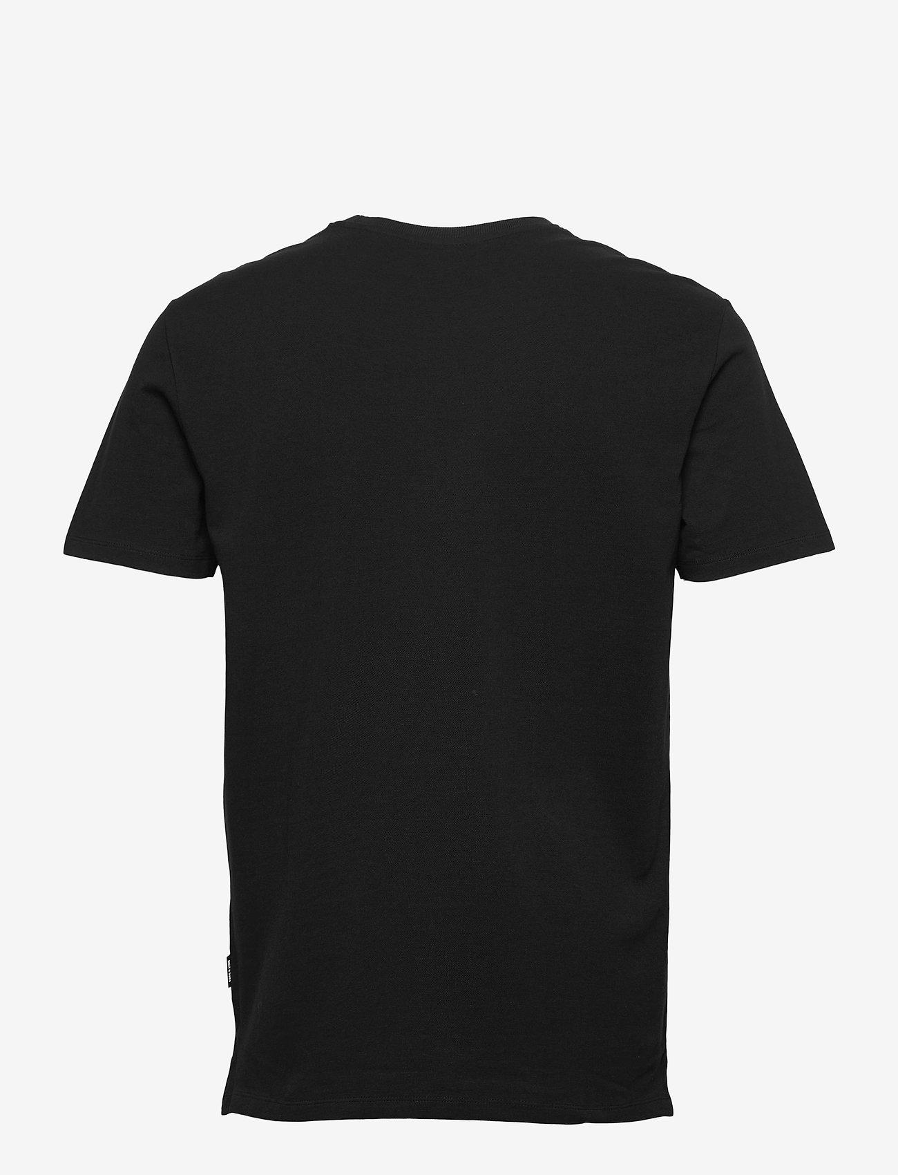 ONLY & SONS - ONSABRAM LIFE REG SS TEE - podstawowe koszulki - black - 1
