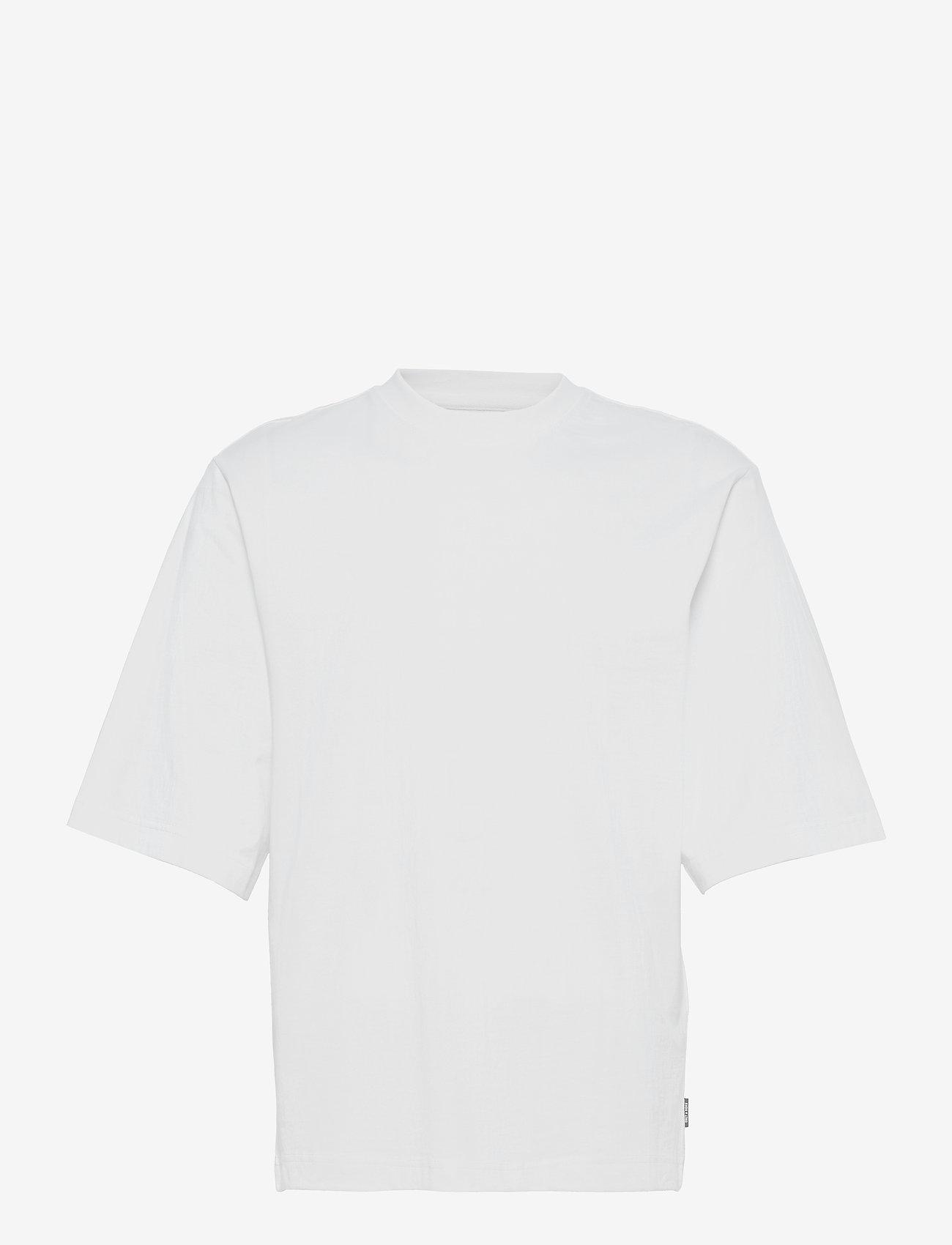 ONLY & SONS - ONSPECK OVS HALF SLEEVE TEE - t-shirts basiques - bright white - 0