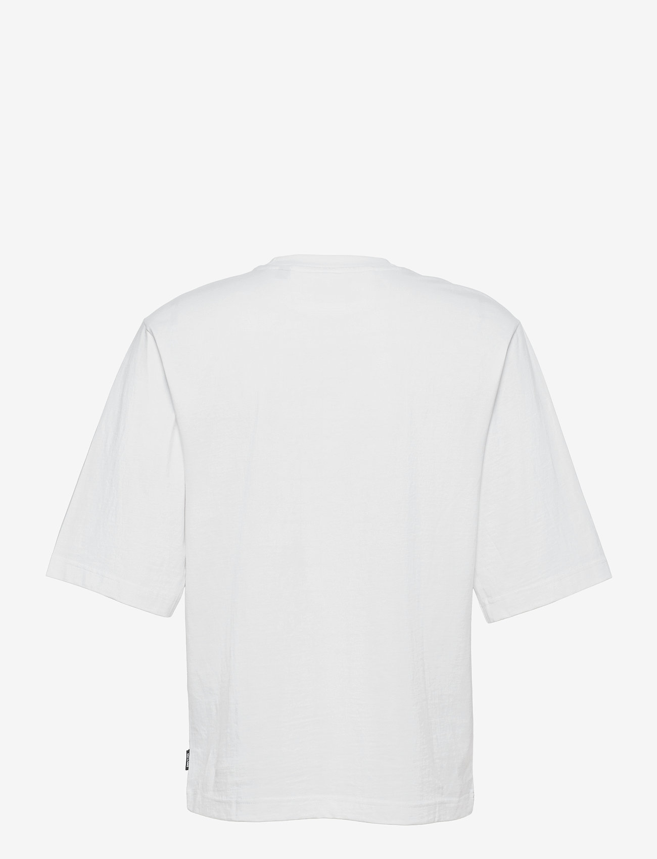 ONLY & SONS - ONSPECK OVS HALF SLEEVE TEE - t-shirts basiques - bright white - 1