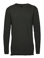 onsNEW COLBIN CREW NECK SWEAT - FOREST NIGHT