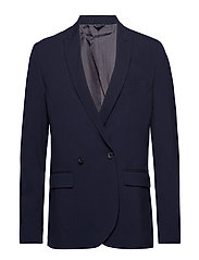 onsMARCO DOUBLE BREASTED BLAZER - DARK NAVY