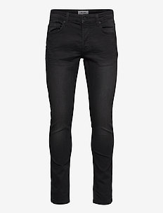 ONSLOOM BLACK LIFE JOG 7451 PK NOOS - regular jeans - black