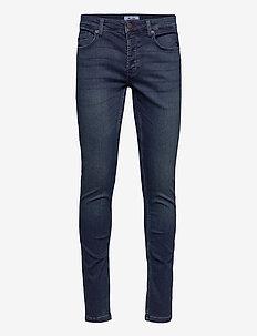 ONSLOOM LIFE DARK  BLUE JOG PK 3631 NOOS - slim jeans - blue denim