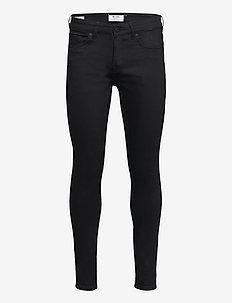 ONSWARP LIFE SKINNY STAY BLACK 7525 NOOS - skinny jeans - black denim
