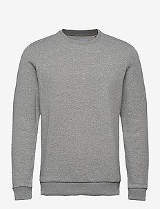 ONSCERES LIFE CREW NECK NOOS - basic sweatshirts - light grey melange
