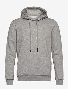 ONSCERES LIFE HOODIE SWEAT NOOS - basic sweatshirts - light grey melange