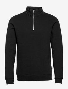 ONSCERES LIFE HALF ZIP SWEAT - sweats - black