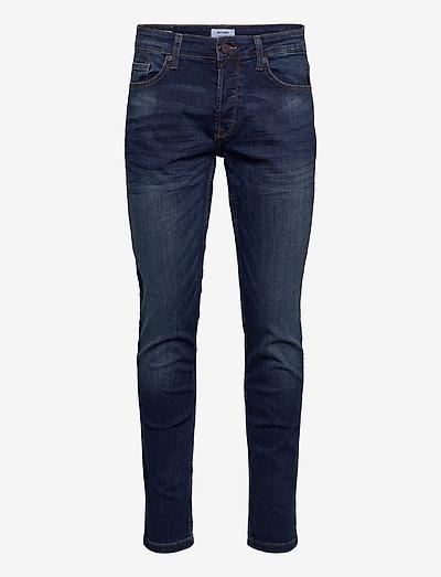 ONSWEFT LIFE MED BLUE 5076 PK - slim jeans - medium blue denim