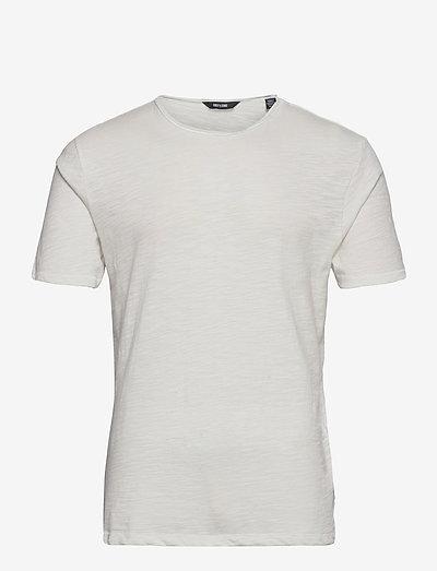 ONSALBERT LIFE NEW SS TEE - podstawowe koszulki - white