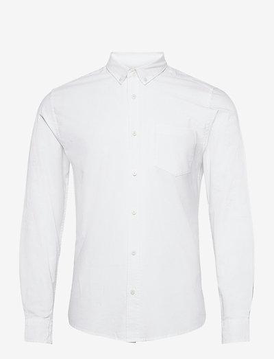 ONSALVARO LIFE LS OXFORD SHIRT - basic overhemden - white