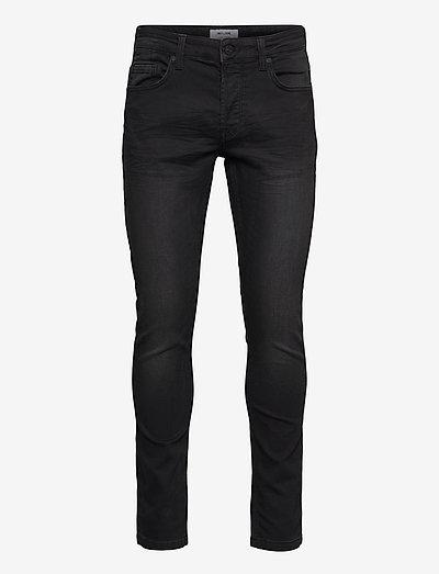 ONSLOOM BLACK LIFE JOG 7451 PK - regular jeans - black