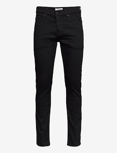 ONSLOOM LIFE BLACK DCC 0448 - slim jeans - black denim