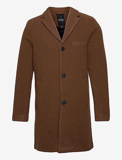 ONSJAYLON WOOL COAT OTW - wollen mantels - monks robe