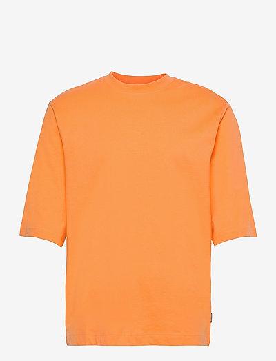 ONSPECK OVS HALF SLEEVE TEE - podstawowe koszulki - papaya