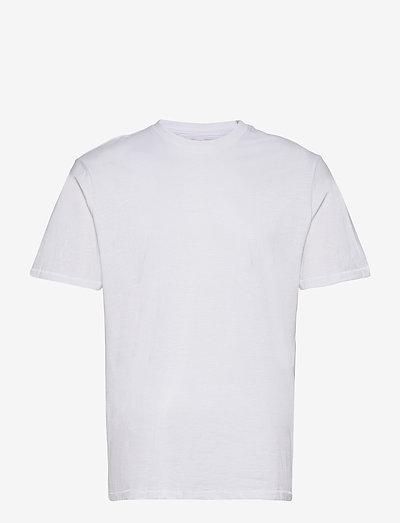 ONSMILLENIUM LIFE REG SS TEE - basic t-shirts - white