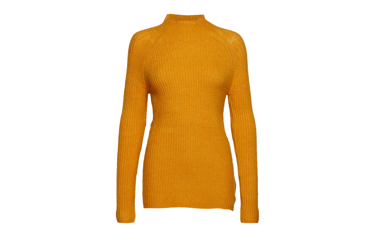 Nylon Acrylique Elastane Onlorleans s L Yellow 75 Only Pullover 3 Golden Knt St Hn 22 7vAf6wq