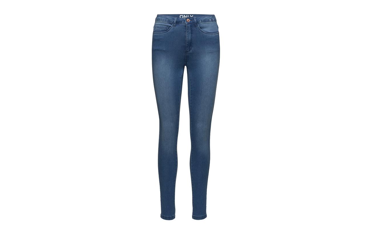 Elastane Bj11506 Sk Polyester 1 Noos High Onlroyal 32 Jean 67 Medium Blue Coton Only Denim pA6RHnq