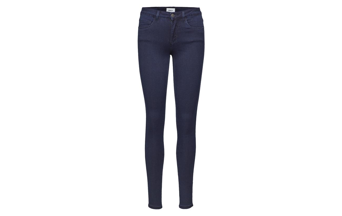 Onlroyal Reg Denim 69 101 Dark Jeans 29 Elastane Noos Polyester Blue 2 Coton Dnm Sk Only FpaUdqF