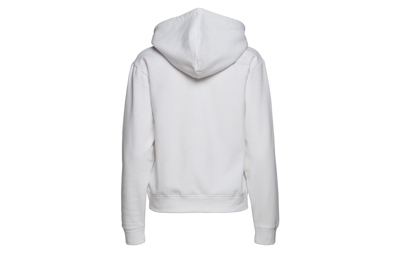 Box White L Coton Only s Onlhilde Swt Bright 40 Polyester Hood 60 UwUqI0T