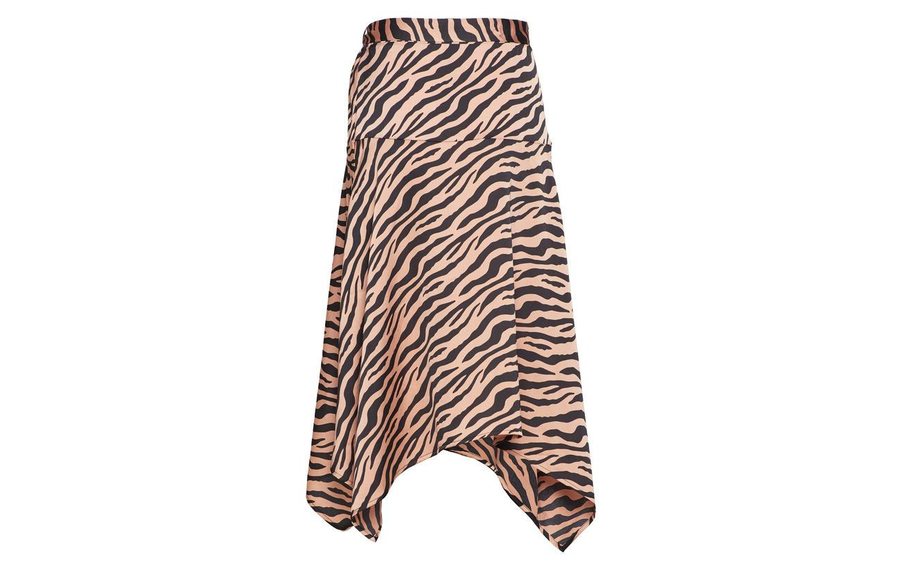 100 Sugar Wvn Maple Only Skirt Polyester Onlzebra WzxqpfxRw8