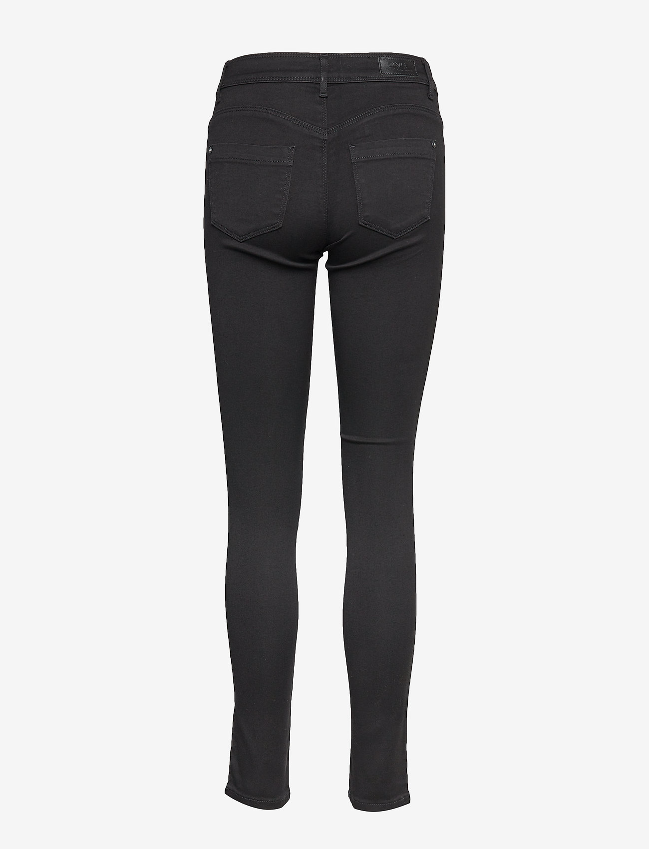 ONLY - onlULTIMATE KING REG JEANS CRY100 NOOS - skinny jeans - black denim - 1