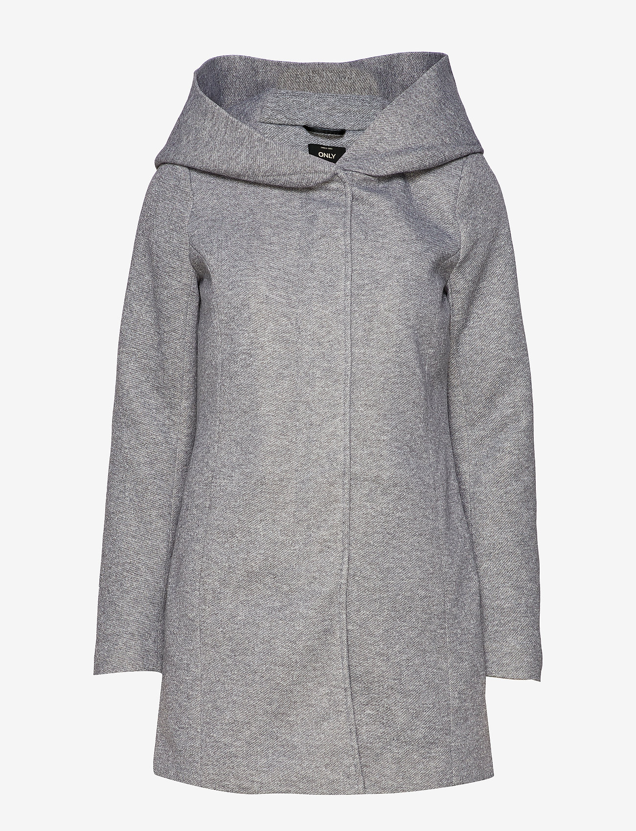 ONLY - ONLSEDONA LIGHT COAT OTW NOOS - cienkie płaszcze - light grey melange - 1