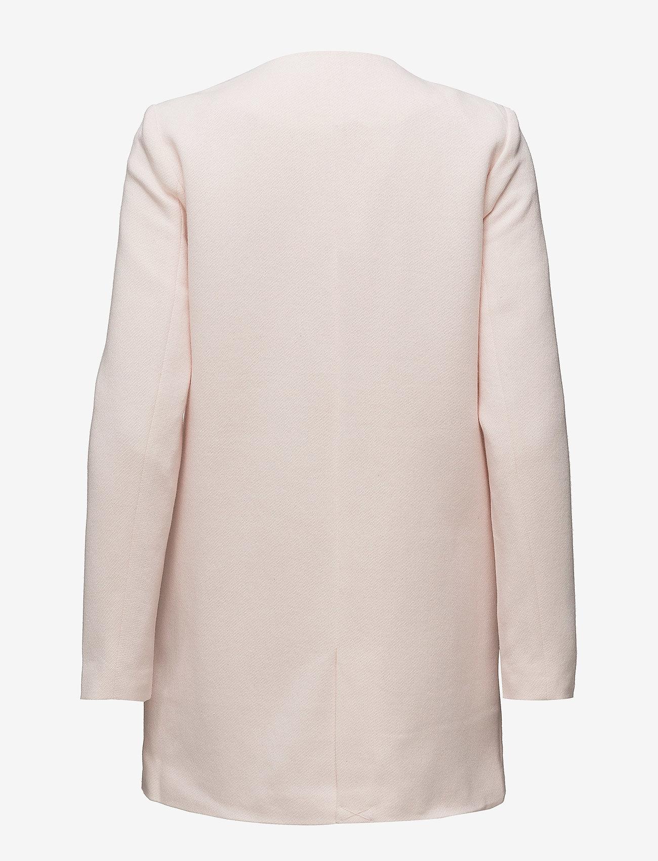 ONLY - onlSIDNEY LIGHT COAT OTW NOOS - cienkie płaszcze - rose quartz - 1