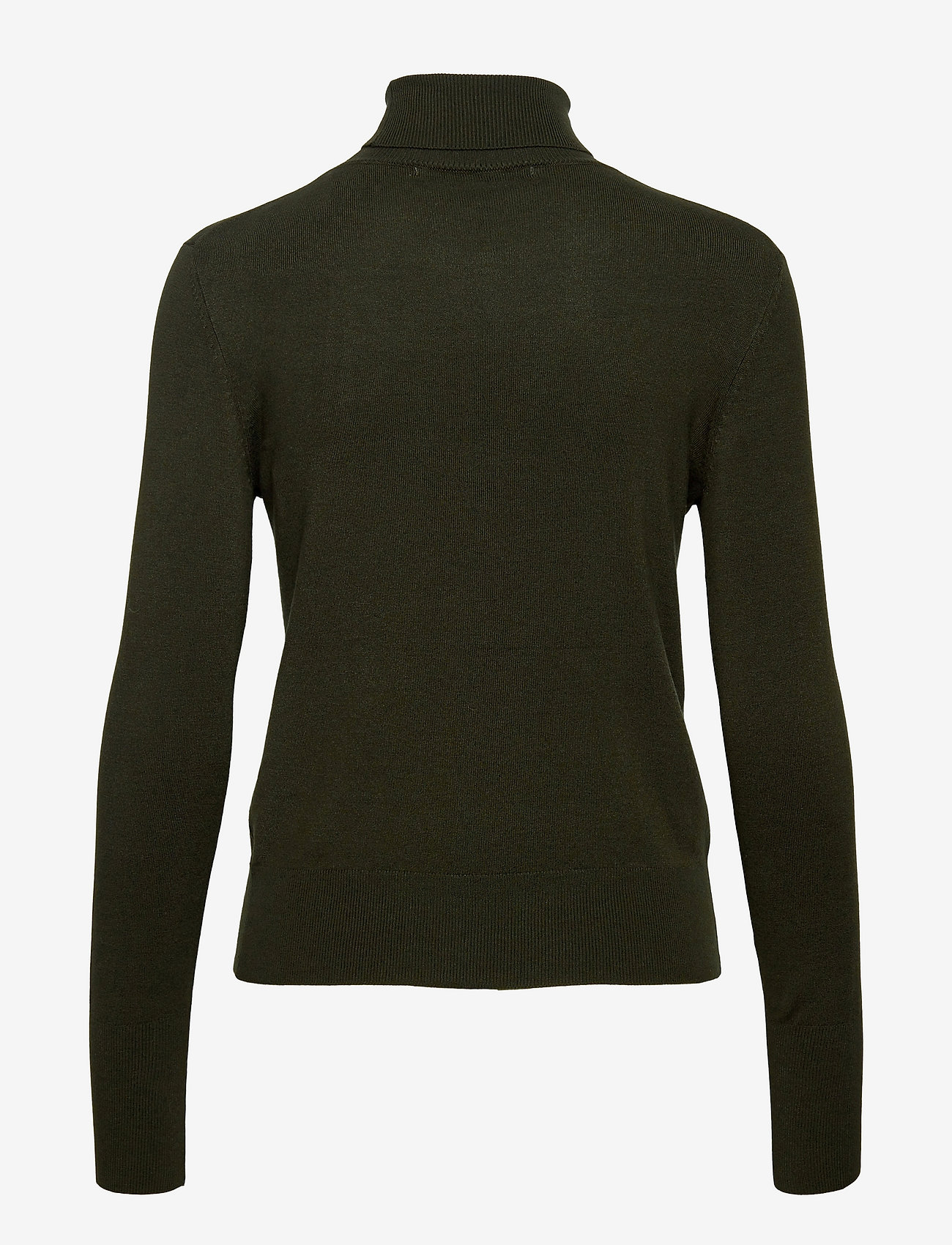 ONLY - ONLVENICE L/S ROLLNECK PULLOVER KNT - t-shirt & tops - rosin - 1