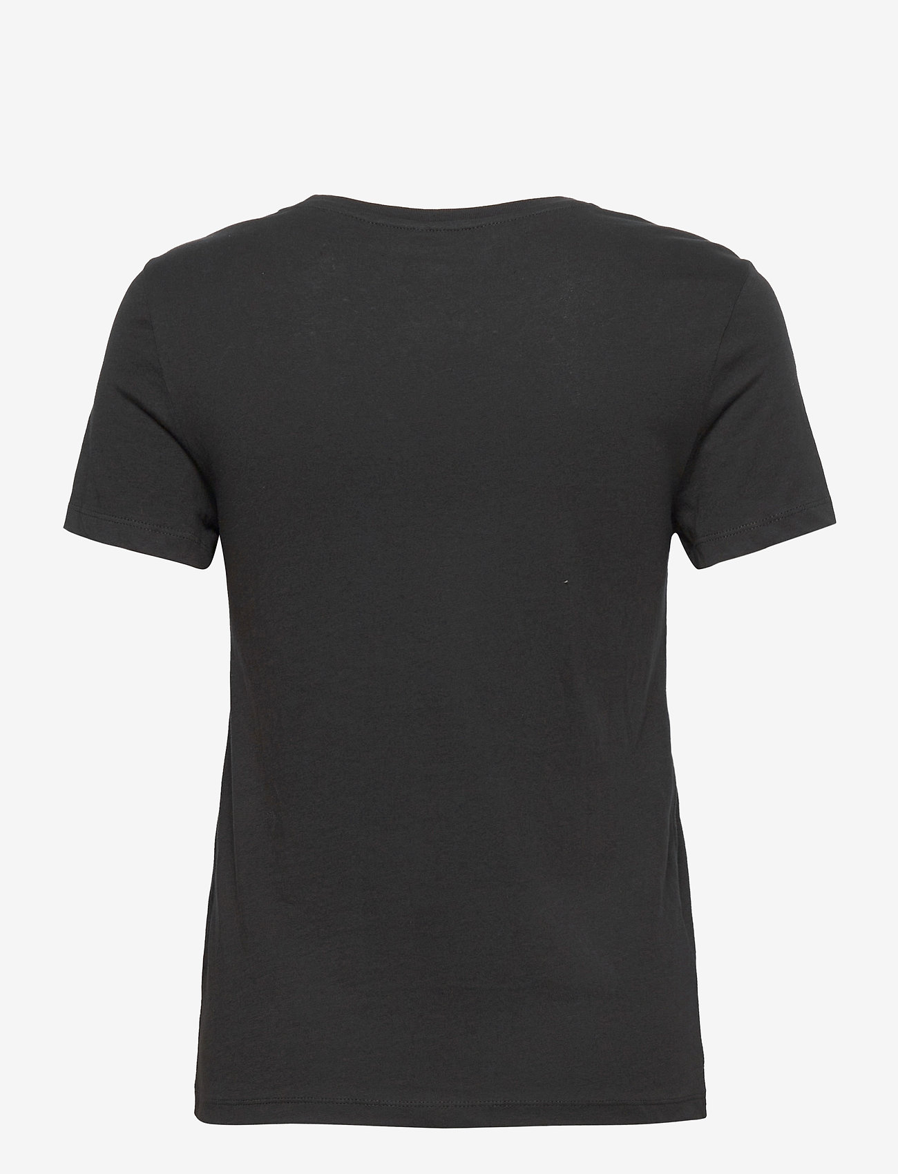ONLY - ONLYRSA CHRISTMAS REG S/S TOP JRS - t-shirts - black - 1