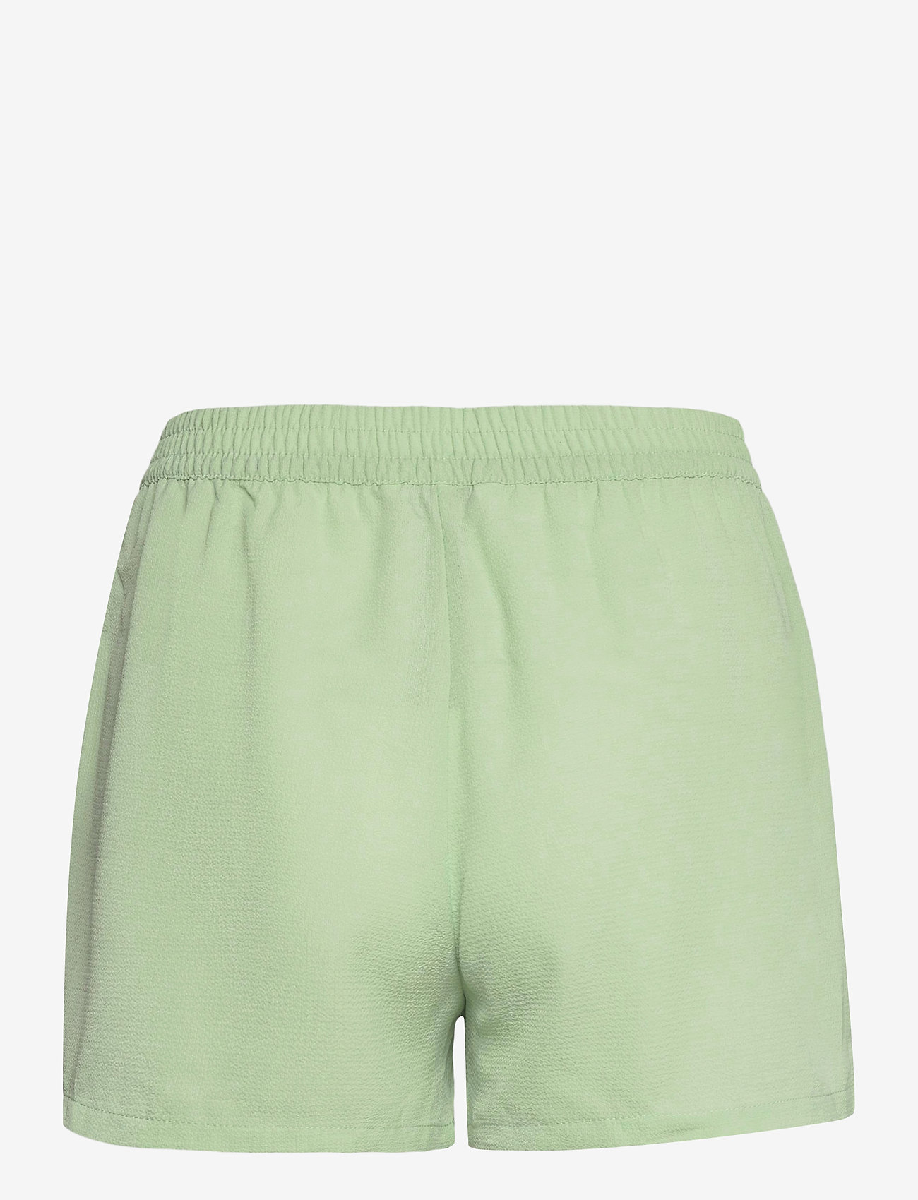 ONLY - ONLNOVA LUX  SHORTS SOLID WVN 7 - shorts casual - sprucestone - 1