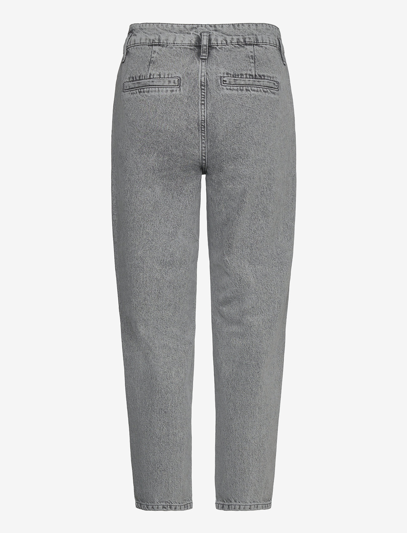 ONLY - ONLKOKO ACID MOM JEANS - mom jeans - grey denim - 1