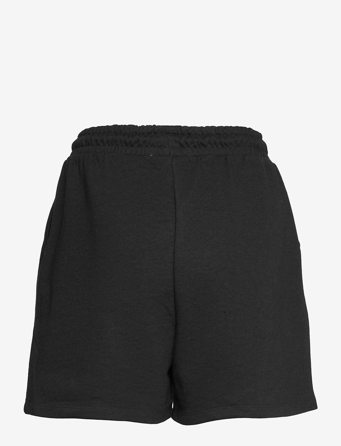ONLY - ONLKAPPI SWEAT SHORTS SWT - shorts casual - black - 1