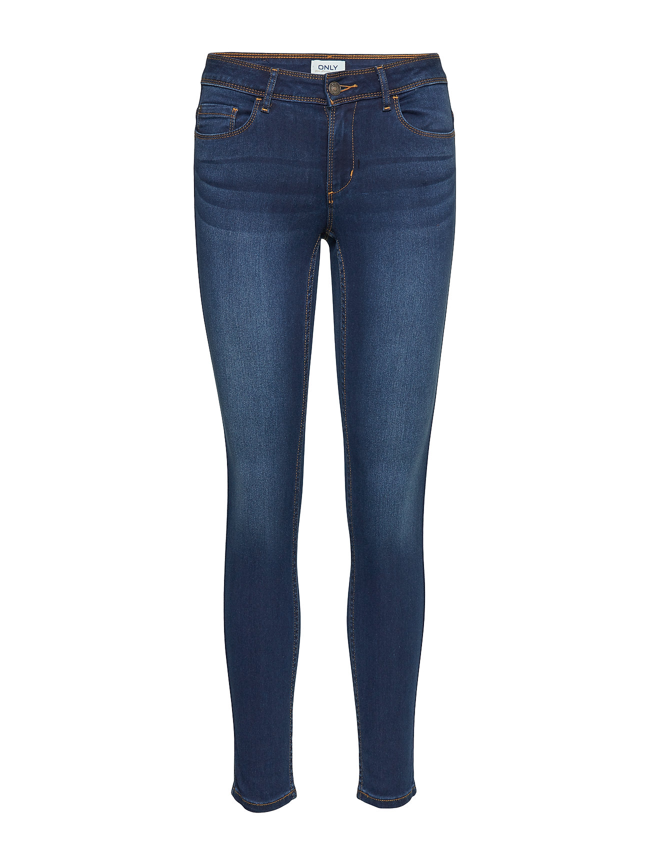 ONLY onlULTIMATE KING REG JEANS CRY200 NOOS - DARK BLUE DENIM