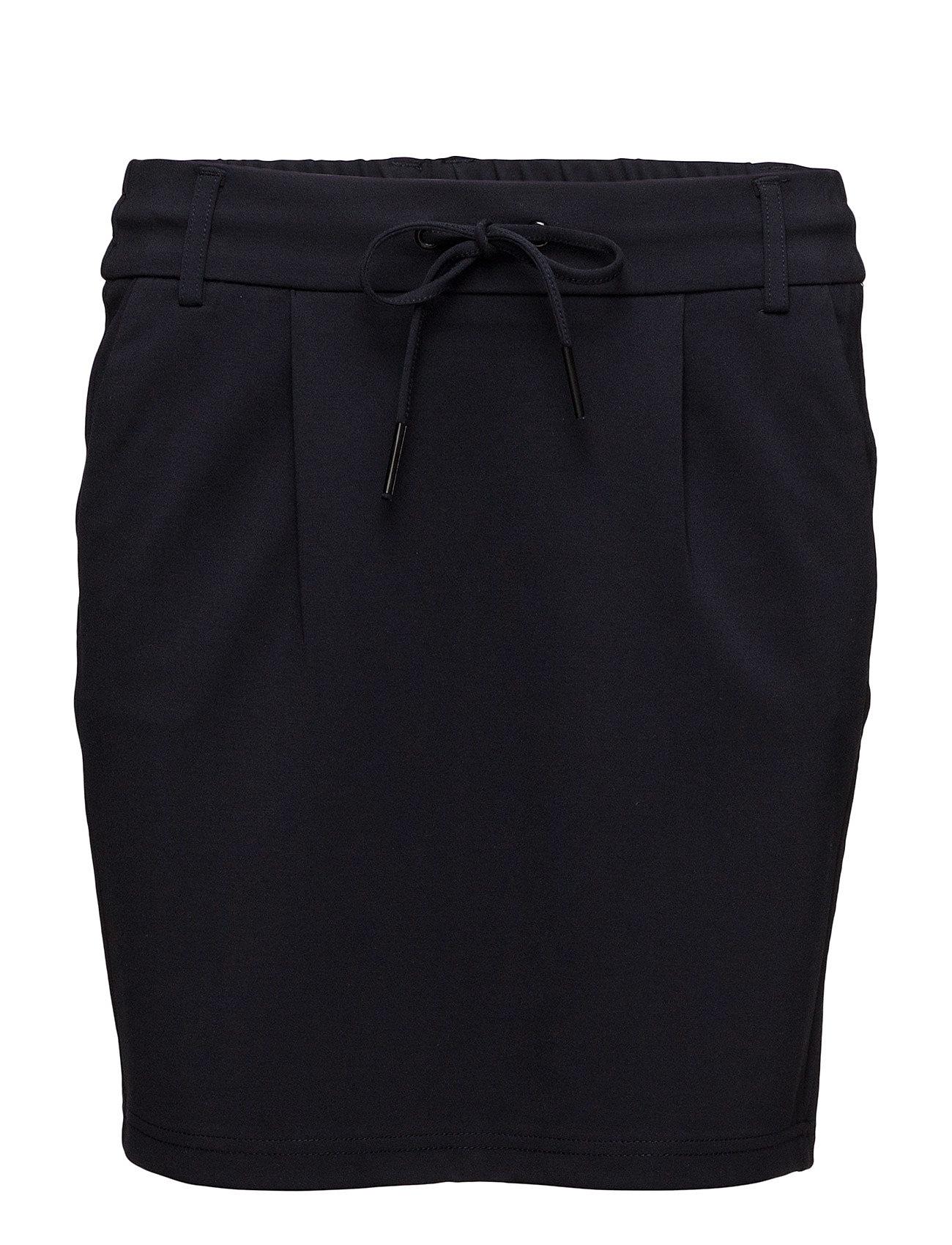 Image of Onlpoptrash Easy Skirt Pnt Noos Kort Nederdel Sort ONLY (3148638127)