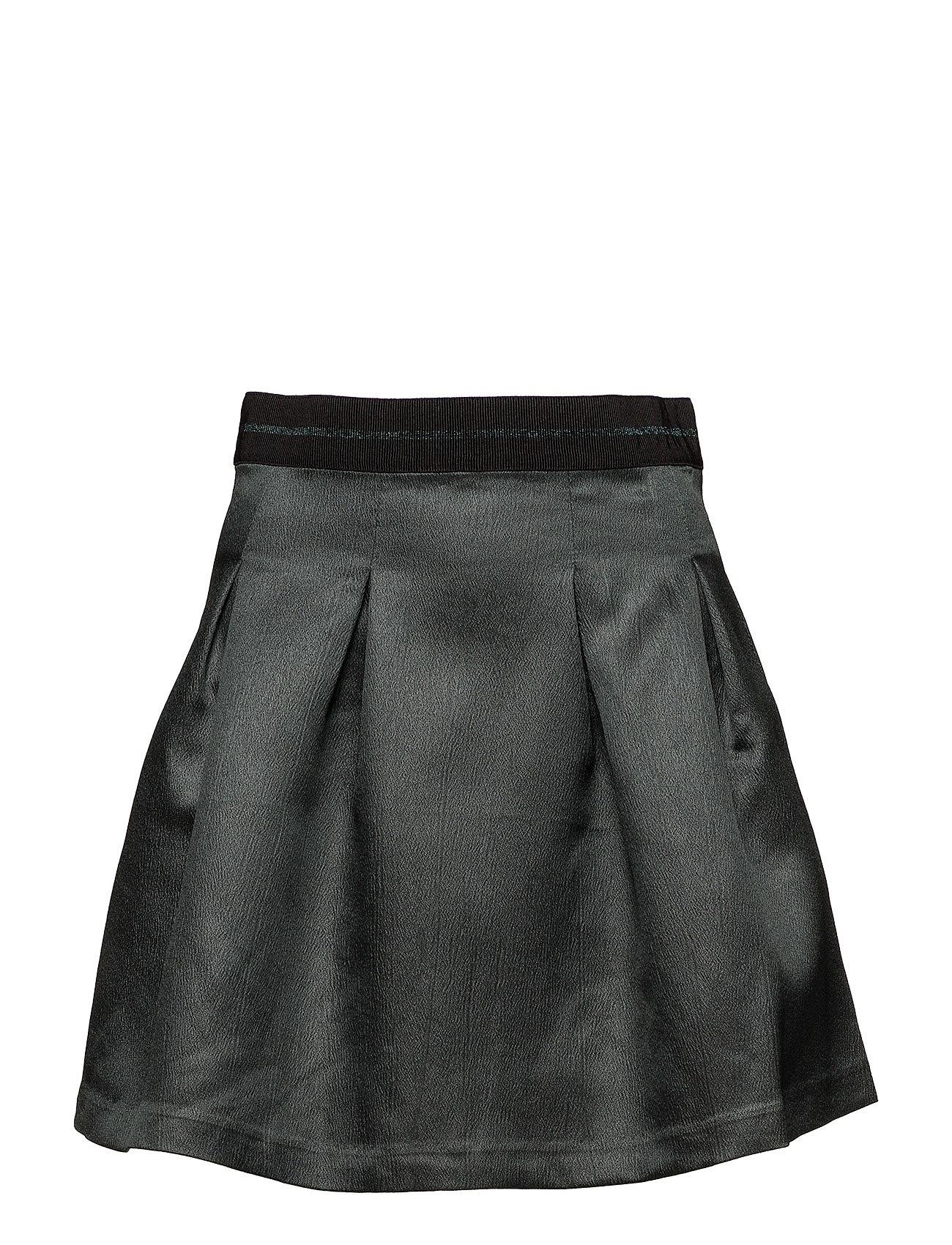Image of Onleva Metallic Skirt Tlr Kort Nederdel Sort ONLY (3413095291)