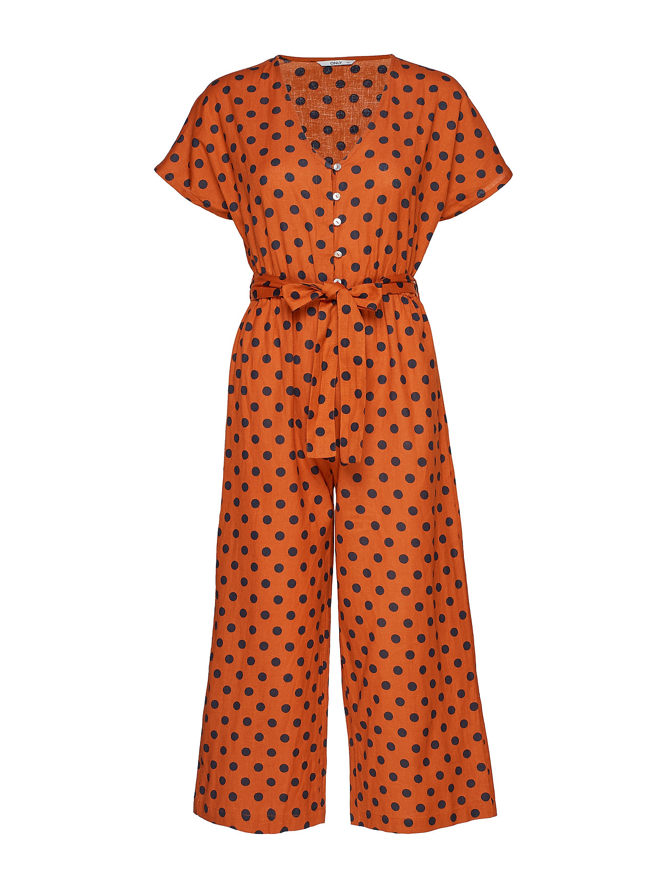 542b2cd40be Onldotty S/s Jumpsuit Wvn (Potters Clay) (33.74 €) - ONLY - | Boozt.com