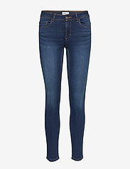 ONLY - ONLULTIMATE KING REG JEANS CRY200 NOOS - skinny jeans - dark blue denim - 0