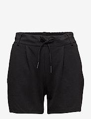 ONLY - ONLPOPTRASH LIFE EASY SHORTS PNT NOOS - shorts casual - black - 0
