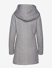 ONLY - ONLSEDONA LIGHT COAT OTW - dunne jassen - light grey melange - 2