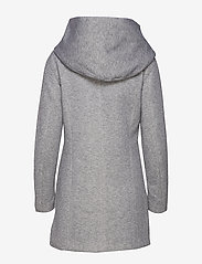 ONLY - ONLSEDONA LIGHT COAT OTW NOOS - cienkie płaszcze - light grey melange - 2