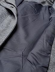 ONLY - ONLSEDONA LIGHT COAT OTW NOOS - cienkie płaszcze - light grey melange - 5