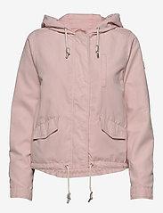 ONLY - ONLNEWSKYLAR SPRING JACKET CC OTW - light jackets - lotus - 0