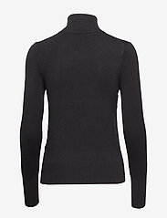 ONLY - ONLVENICE L/S ROLLNECK PULLOVER KNT - t-shirt & tops - black - 1