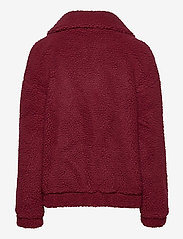 ONLY - ONLEMMA SHERPA JACKET CC OTW - faux fur - pomegranate - 1